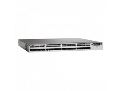 Коммутатор Cisco Catalyst 3850 12XS-E (10 Gigabit)