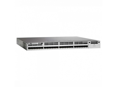 Коммутатор Cisco Catalyst 3850 48U-L (10/100/1000 Mbit) WS-C3850R-48U-L