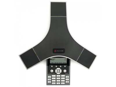 Polycom VVX 601 16-line Business Media Phone with built-in Bluetooth and HD Voice. 2200-48600-114