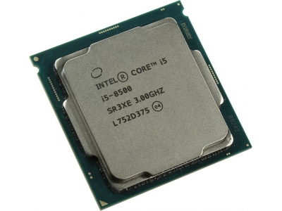 Процессор Intel CPU Desktop Core i5-8600 (3.1GHz, 9MB, LGA1151) box