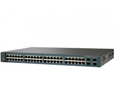 Коммутатор Cisco WS-C3560V2-48PS-S