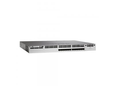 Коммутатор Cisco WS-C3850-16XS-S (10 Gigabit, 16 SFP+ портов)