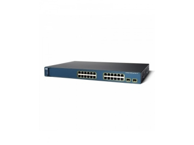 Коммутатор Cisco WS-C3560V2-24PS-E